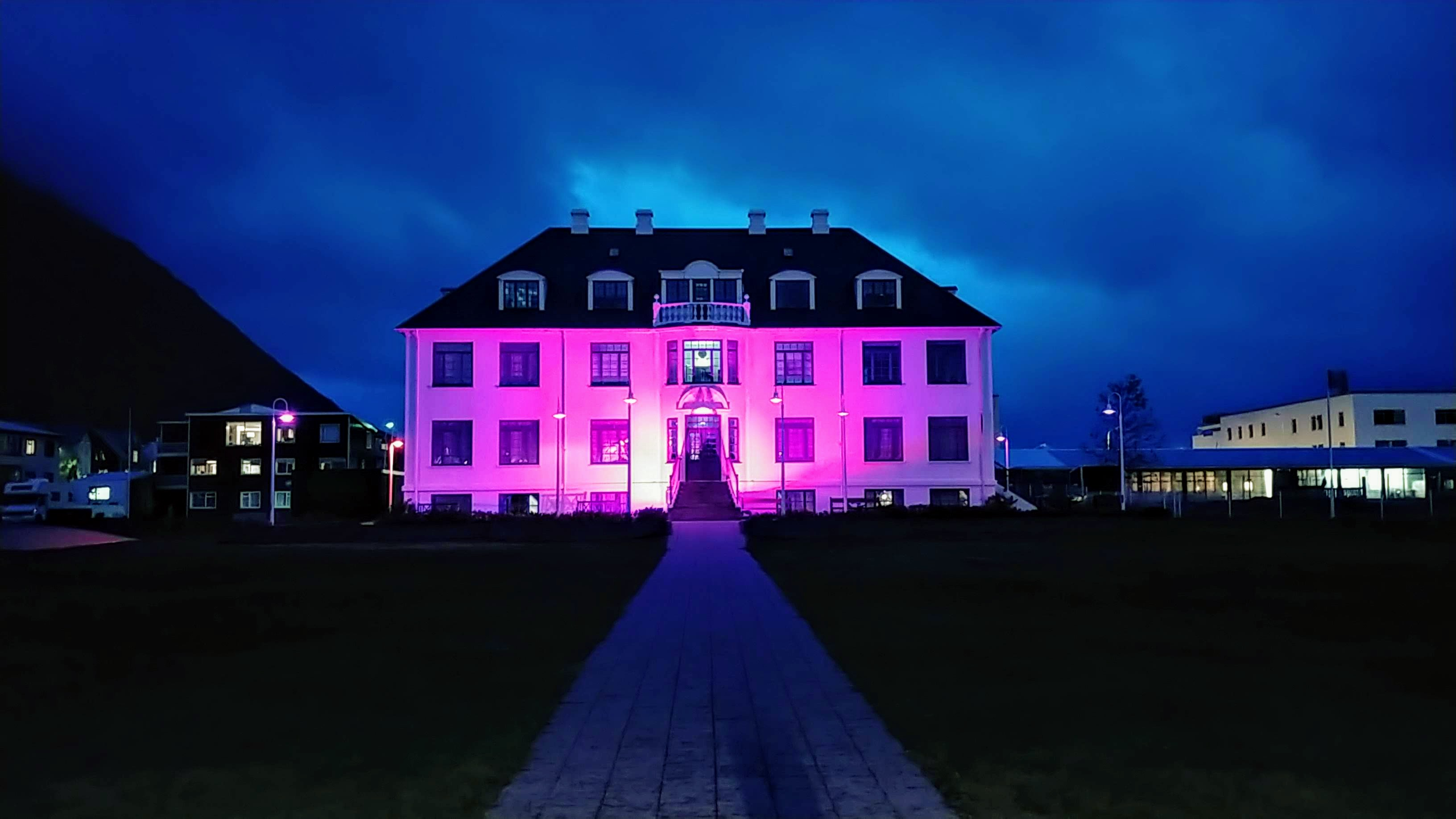 Cancer Awareness in Isafjordur