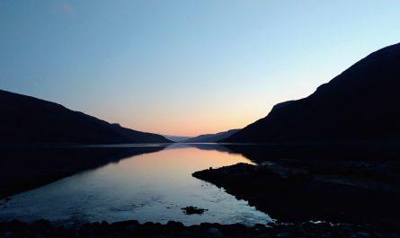 Magical Morning in Hestfjordur