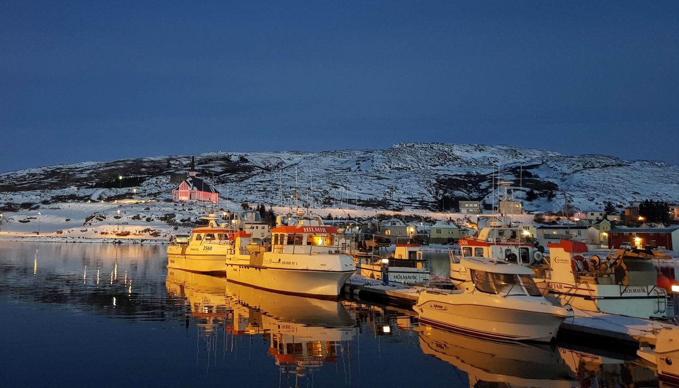 Holmavik Harbour