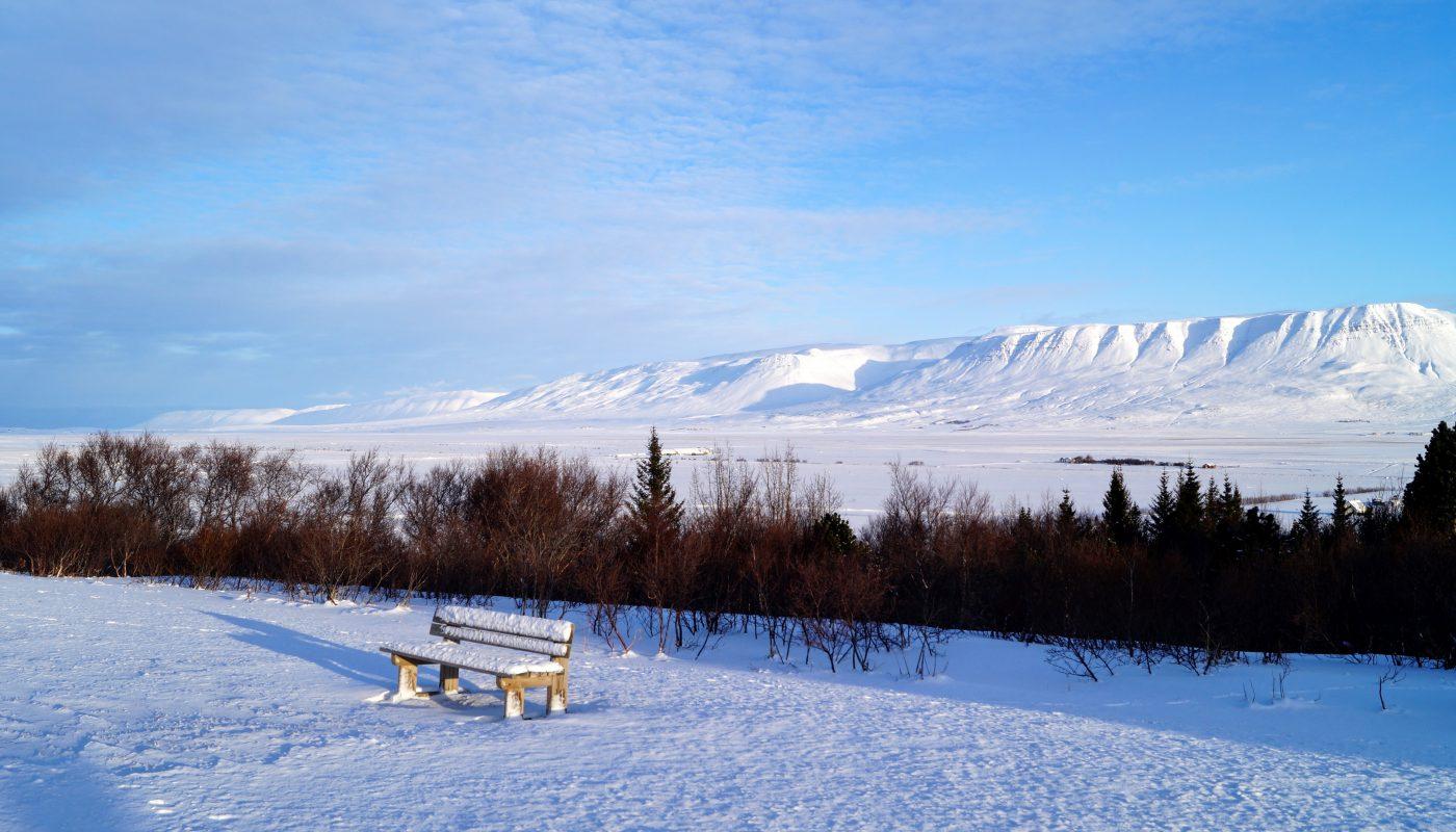 Varmahlid Skagafjordur