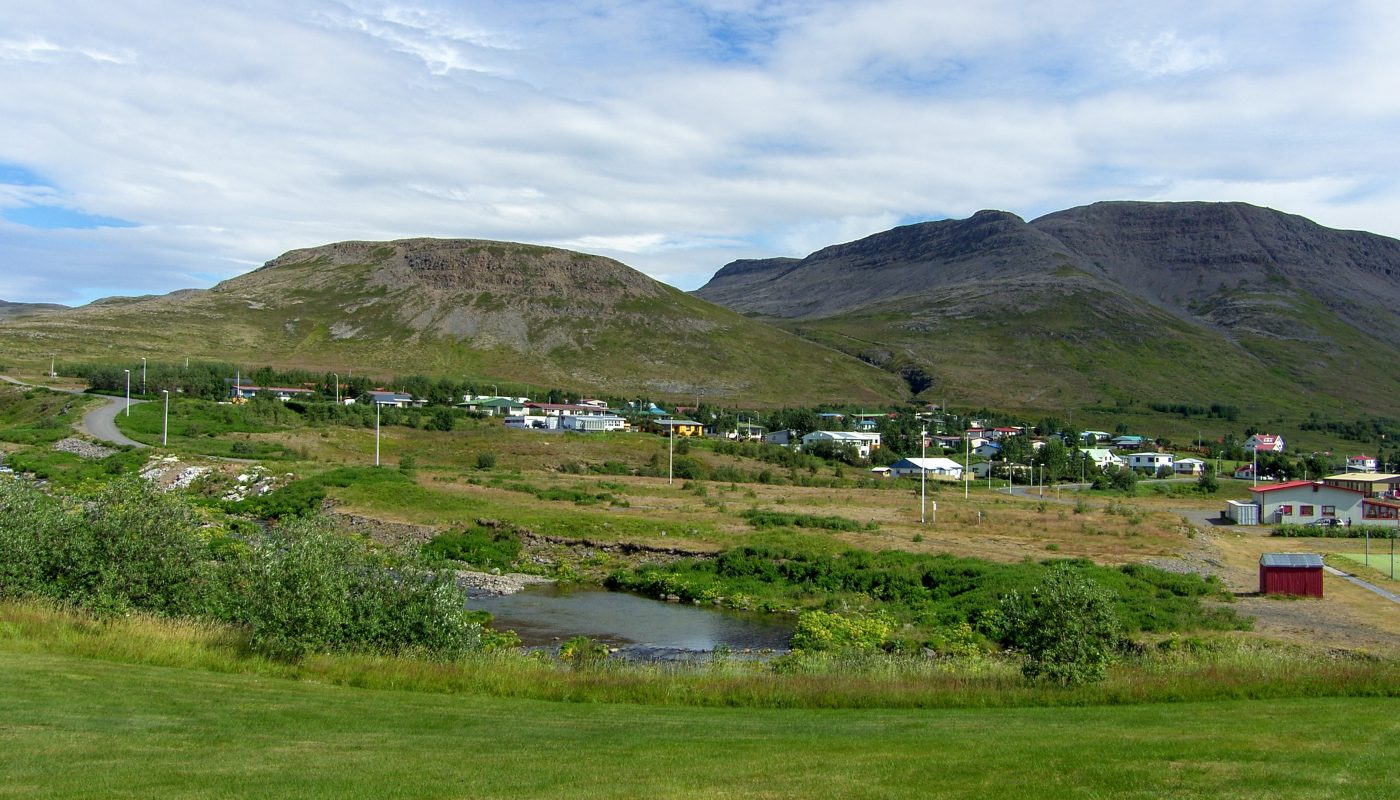 Talknafjordur - Westfjords