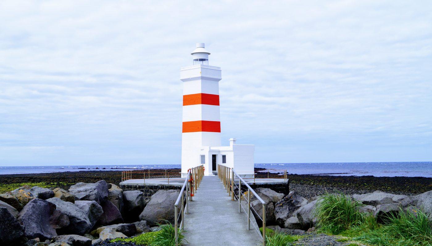 Old Lighthouse in Garður