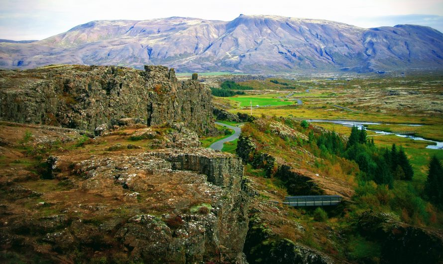 Thingvellir Is One Of Iceland's Historical and Nature's Treasure