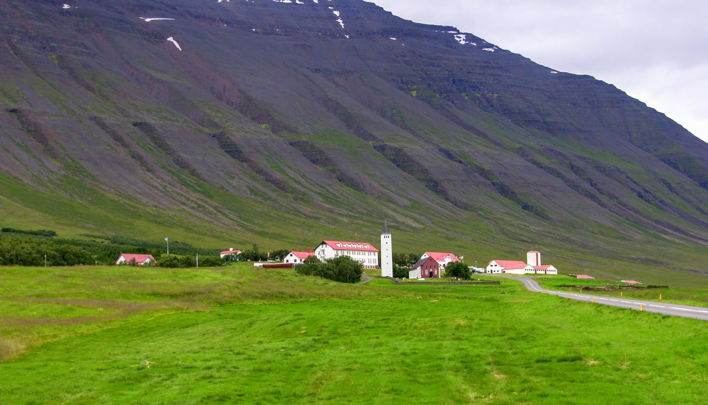 Holar in Hjlatadalur Skagafjordur North