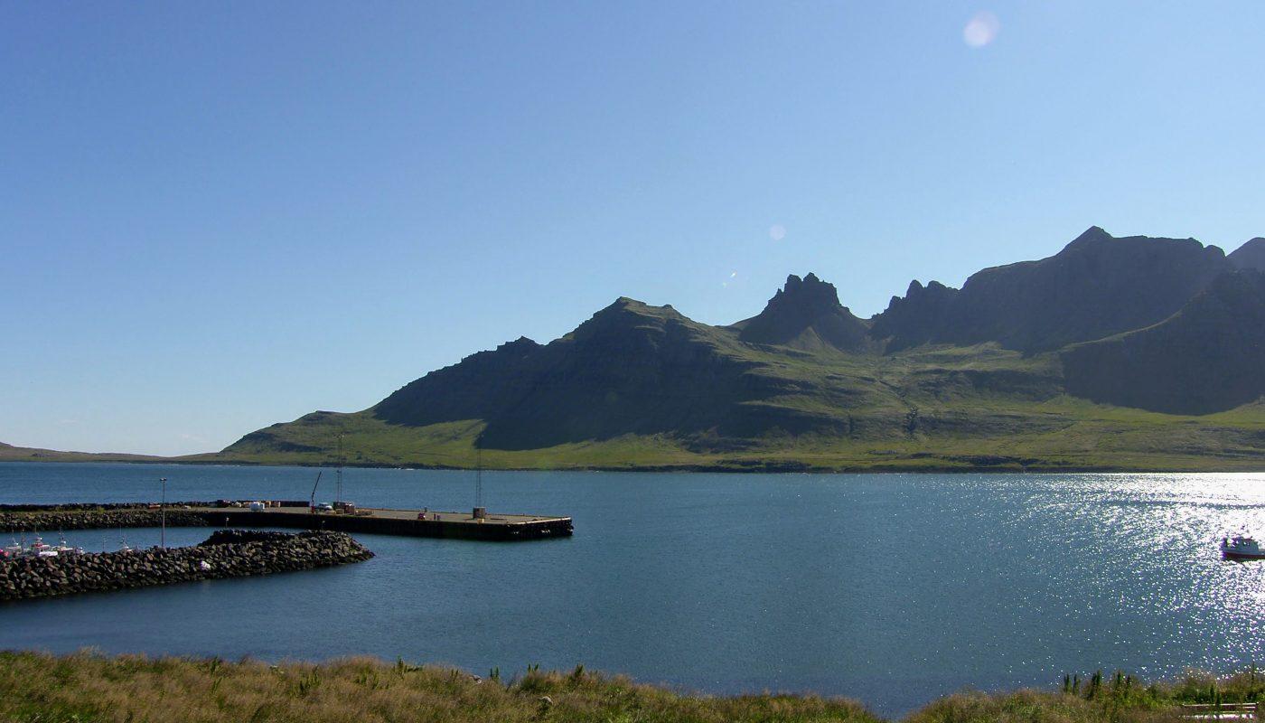 Stöðvarfjörður Harbour