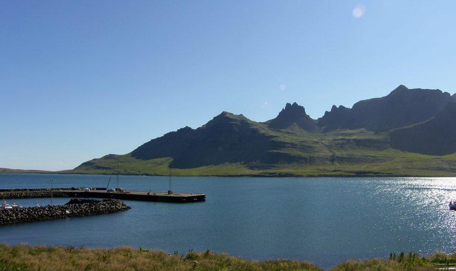 The Pristine Minerals And Mountains Of Stöðvarfjörður