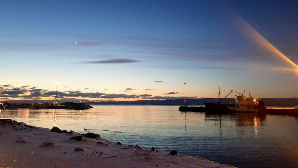 Hólmavík Fishing Village