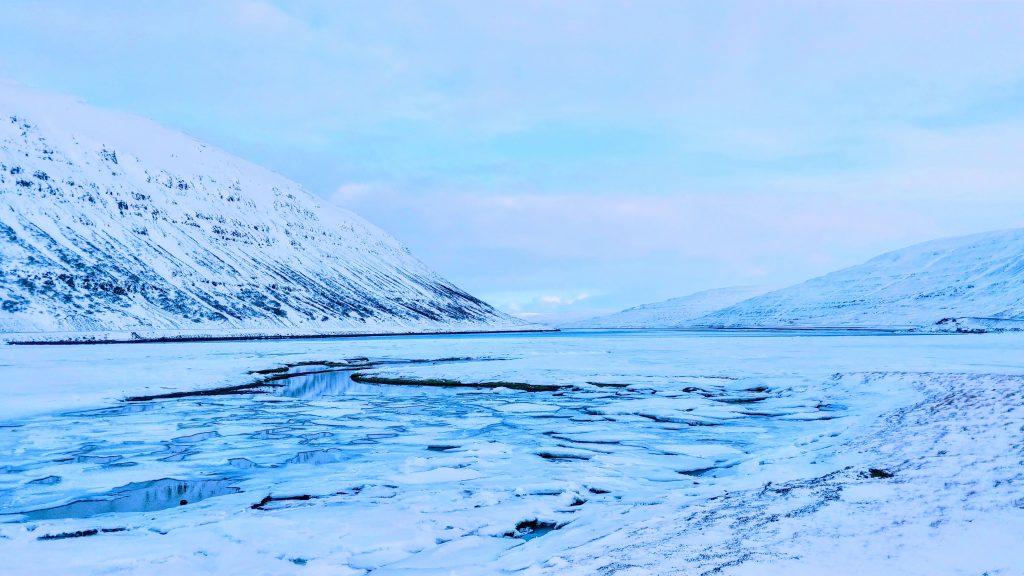 Ísafjorður The Fjord