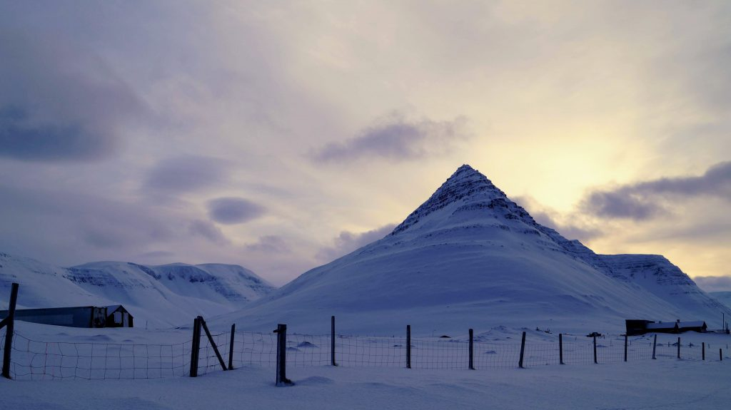 Kirkjubolshlid In The Westfjords