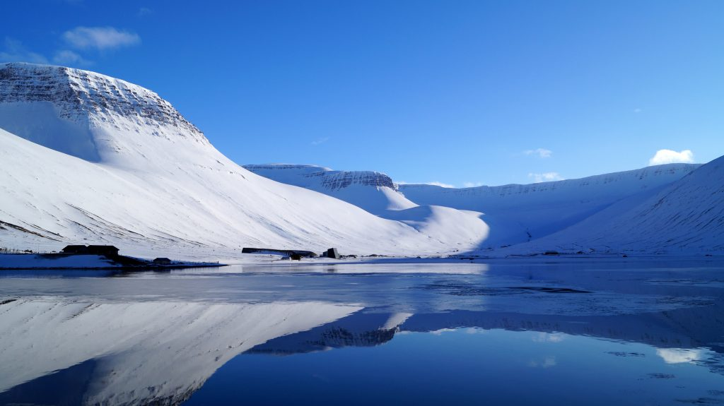 Engidalur Isafjordur - Westfjords