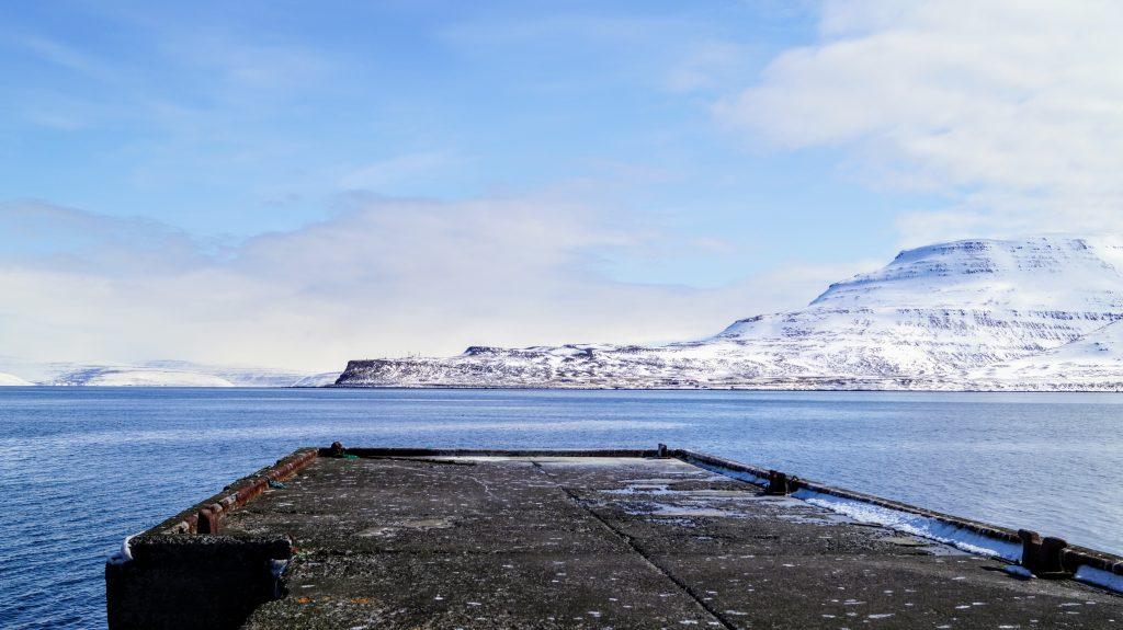 Hnífsdalur Harbour