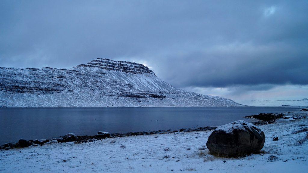 The Mountain Horse In Hestfjörður