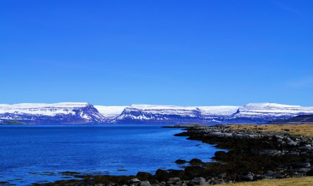Hvítanes In Skötufjörður