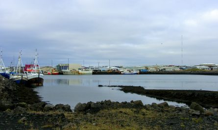 Grindavik Harbour