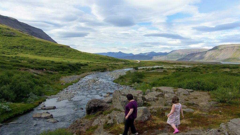 River in Arnarfjörður