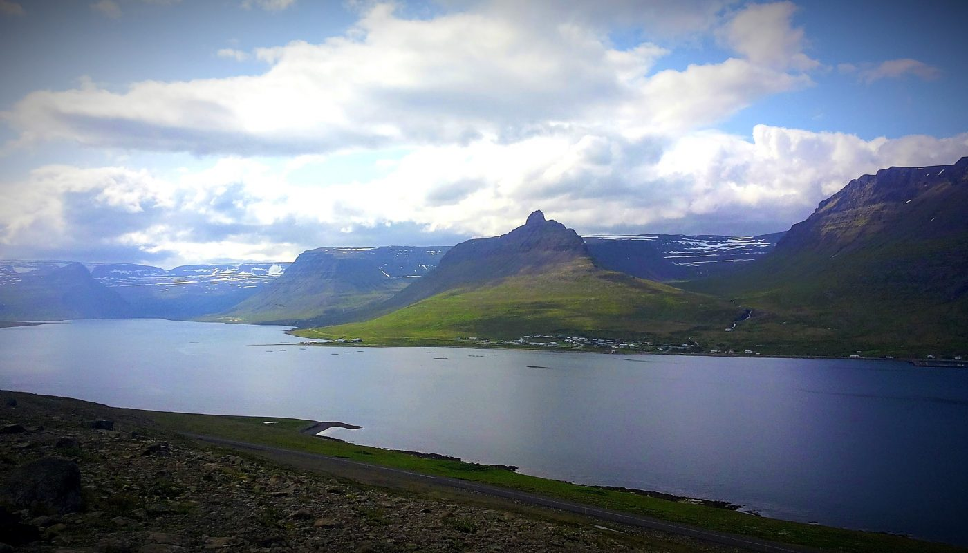 The Village Sudavik In Alftafjordur