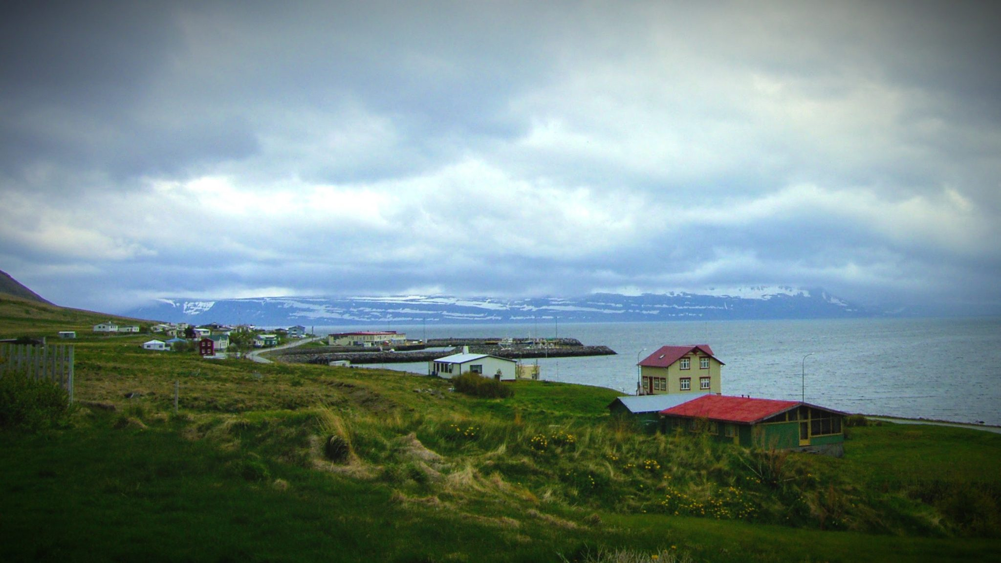 The Old Part Of The Village Sudavik