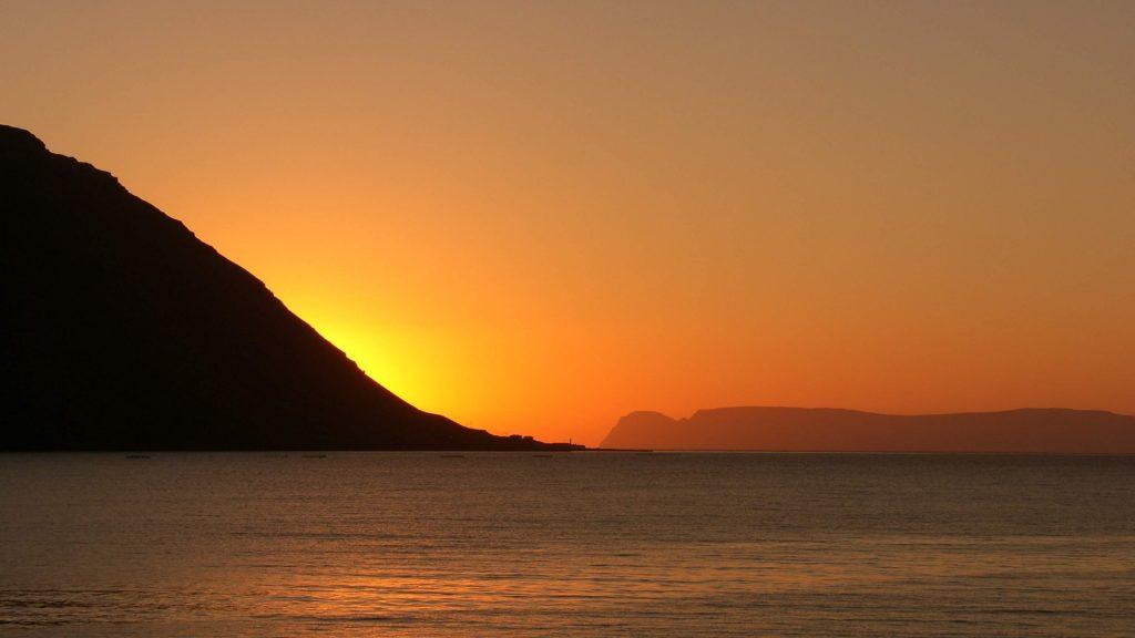 Hnifsdalur Isafjordur Bay - Westfjords