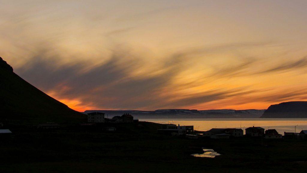 Hnifsdalur Isafjordur - Westfjords