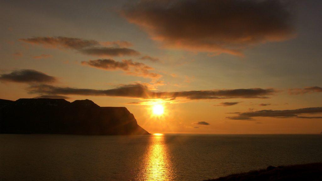 Isafjordur Bay - Westfjords