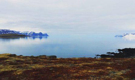 Isafjordur Bay