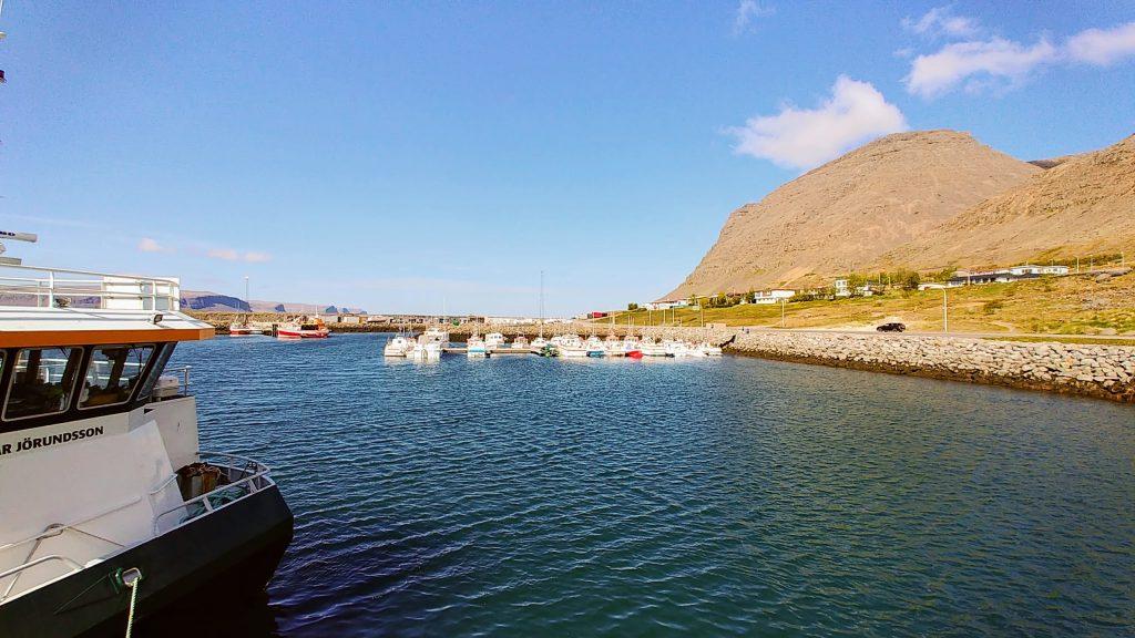 Patreksfjordur Harbour