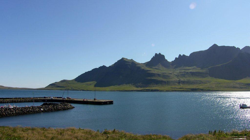 Stodvarfjordur Harbour