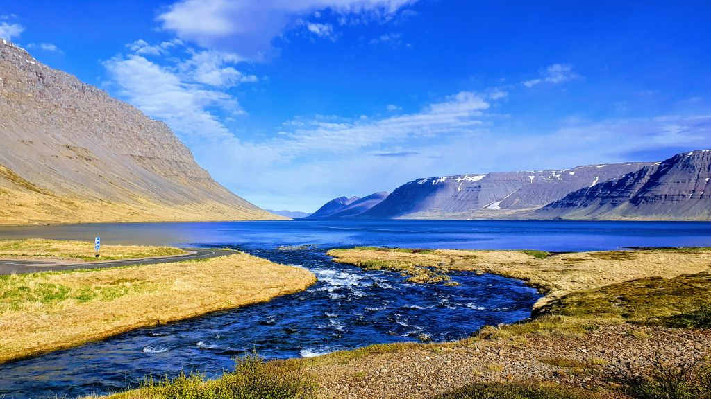 Arnarfjörður Fjord