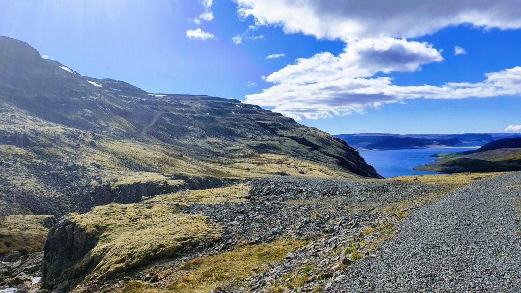 View From Kleifarheiði Heath