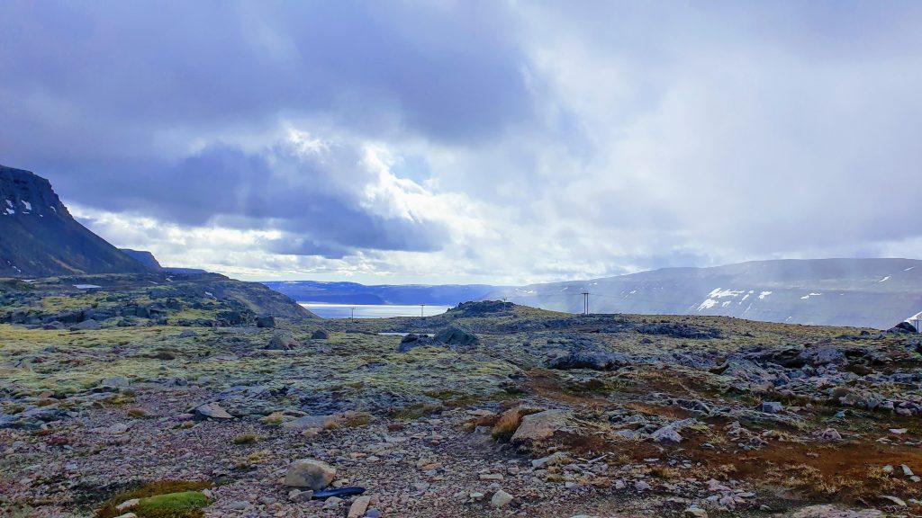 View From Dynjandisheiði Heath