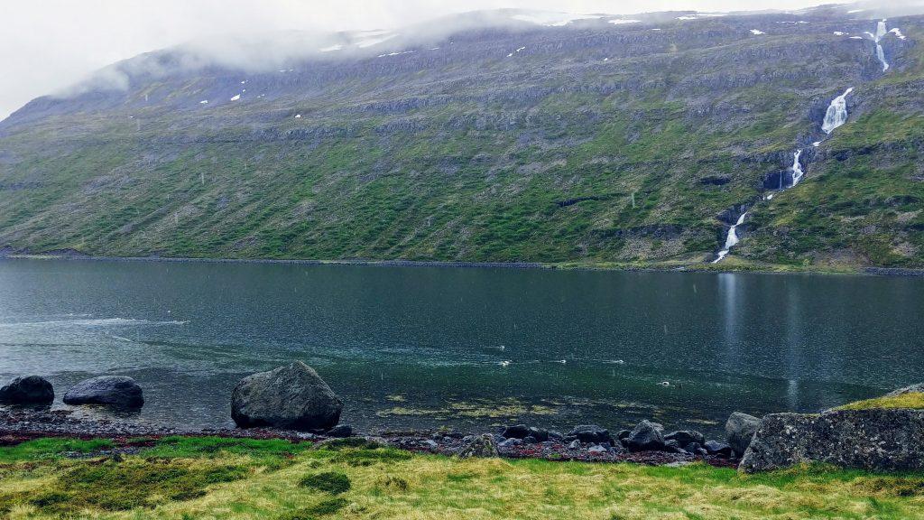 Rainy Day In Skötufjörður