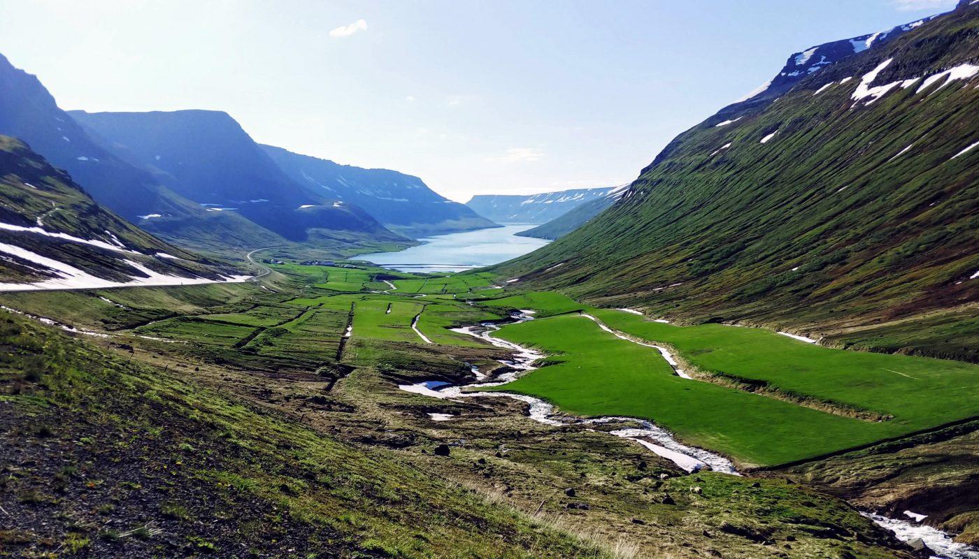 View Over Súgandafjörður