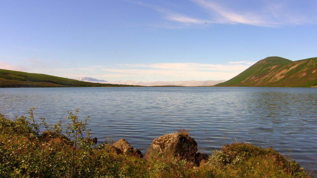 Botnsvatn Near Husavik