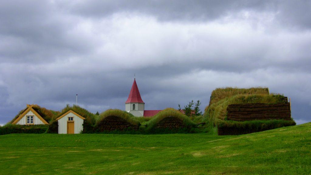 Glaumbær In Skagafjordur