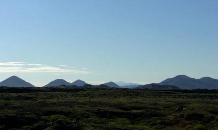 Odadahraun Lava Field