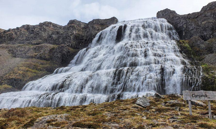 Dynjandi Waterfall Revisited