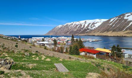 Siglufjörður View