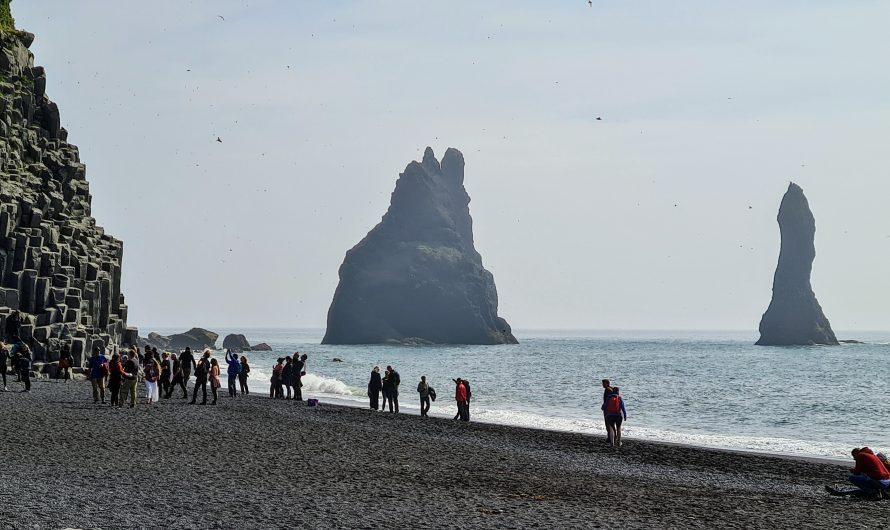 Reynisfjara Black Sand Beach Revisited