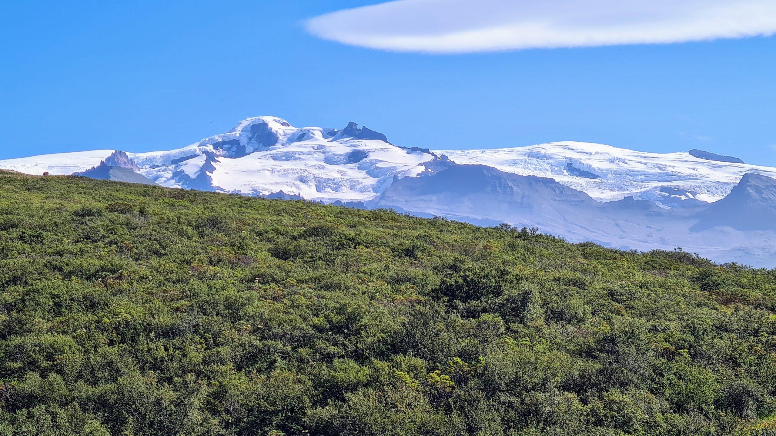 Hvannadalshnjúkur Mountain View
