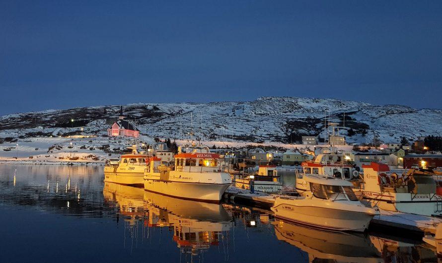 Holmavik is The Scenic Fishing Village