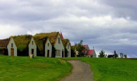 Glaumbær Skagafjordur North