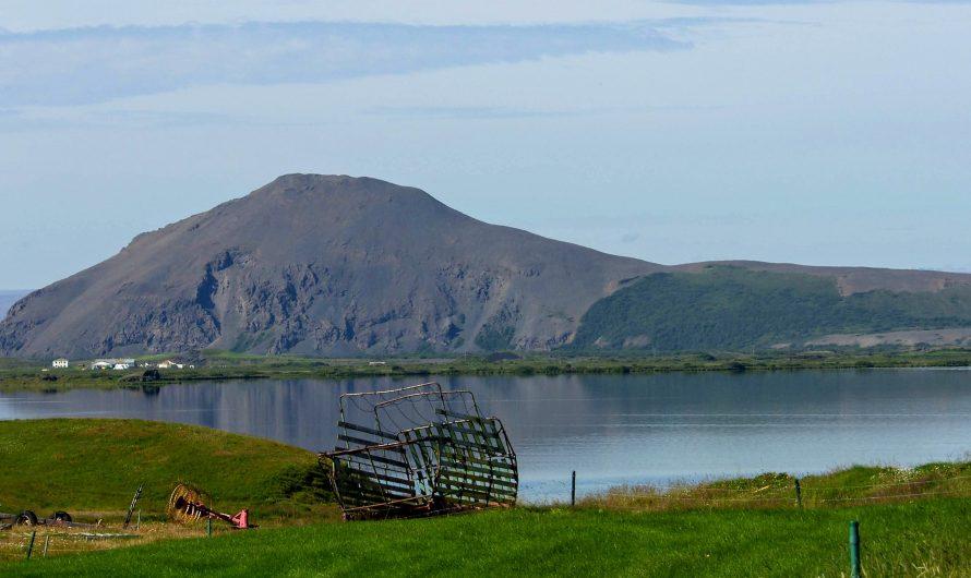 The Awe-Inspiring Lake Myvatn