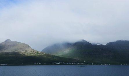 Sunlight In Álftafjörður